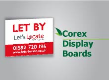 Corex Display