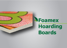 Foamex Display