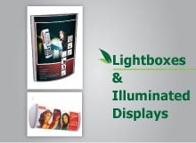 Lightboxes & Illumianted Displays